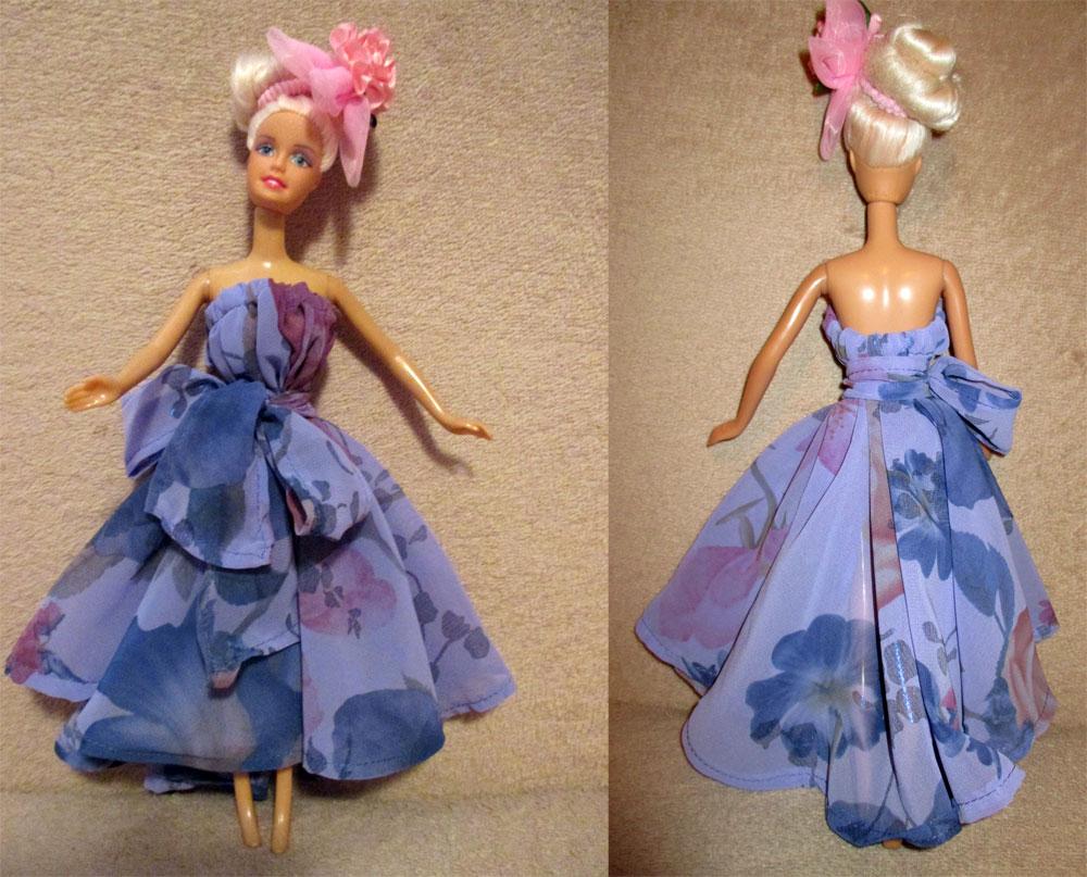 barbie-dress