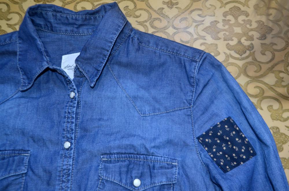 refashion shirt